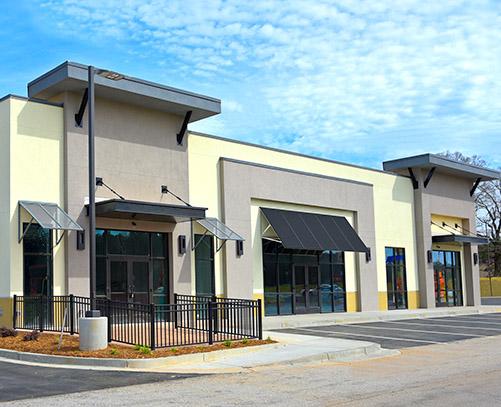 Store glass
